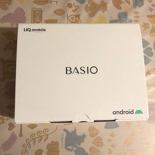 キョウセラ(京セラ)のBASIO4 (スマートフォン本体)