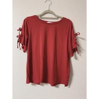 ドレスキップ(DRESKIP)のトップス(Tシャツ(半袖/袖なし))