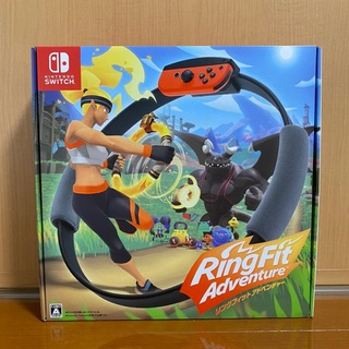 Nintendo Switch - 任天堂 リングフィットアドベンチャー Switch RingFit