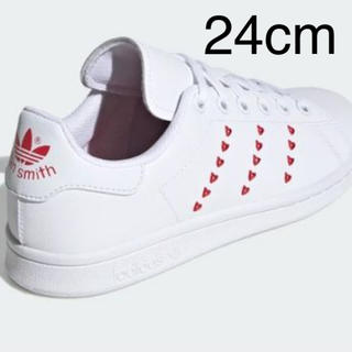 adidas - 新品!♡柄!アディダススタンスミス♡24cm