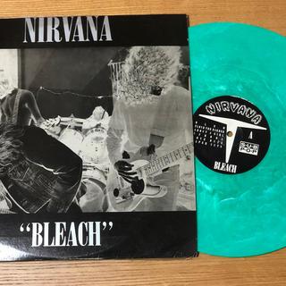 nirvana bleach 限定LP ニルバーナ ブリーチ レコード