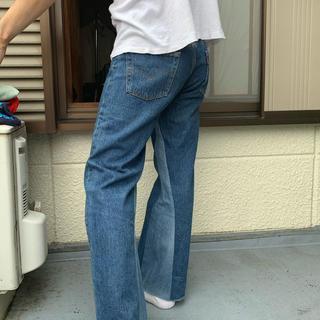 Levi's - リーバイス 501 リメイク denim 清野真里 violette room