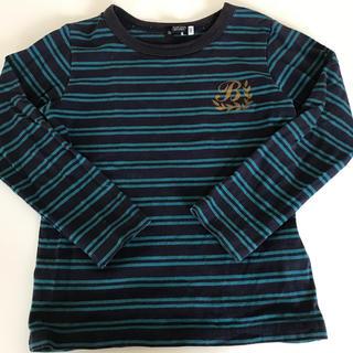 ベベ(BeBe)のBeBe 長袖Tシャツ 110サイズ(Tシャツ/カットソー)