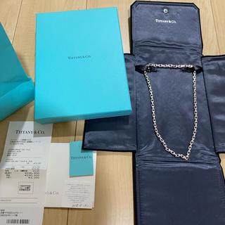 ティファニー(Tiffany & Co.)のティファニー Tナローチェーン(ネックレス)