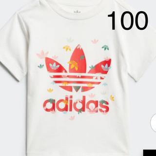 adidas - 新品!アディダスキッズ★Tシャツ100cm