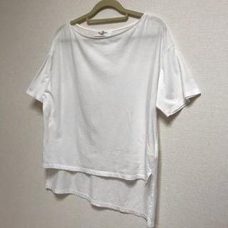 FRAMeWORK - FRAMeWORK フレームワーク Tシャツ カットソー 白色