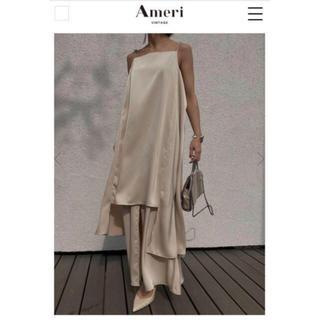 Ameri VINTAGE - アメリ  MEDI LADY LAYERED DRESS