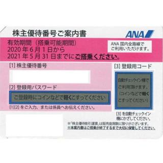 エーエヌエー(ゼンニッポンクウユ)(ANA(全日本空輸))のANA 株主優待 6枚(航空券)