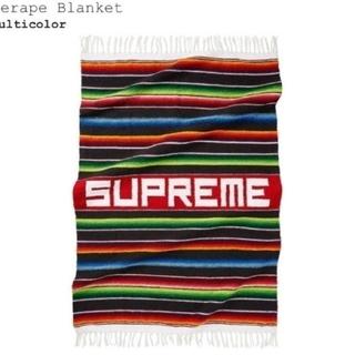 シュプリーム(Supreme)のSupreme Serape Blanket ラグ ブランケット(毛布)
