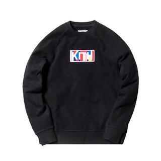 正規品 KITH キス カラーボックスロゴ クルーネック スウェットシャツ