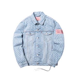 正規品 KITH × Levi's コラボデニムジャケット ライトブルー