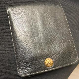 Chrome Hearts - クロムハーツ 財布 ウォレット サイフ 22k 折りたたみ