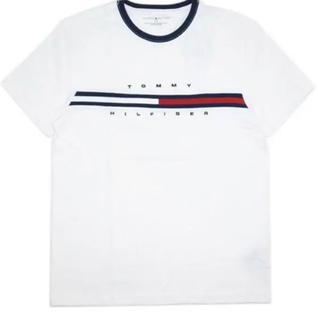 TOMMY HILFIGER - トミーヒルフィガー☆大人気Tシャツ美品Sサイズ