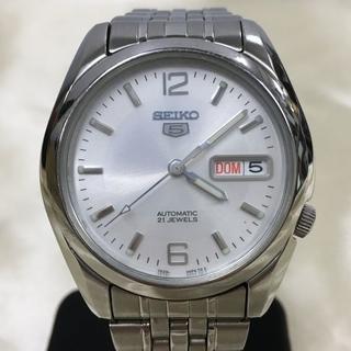 SEIKO - SEIKO 5 腕時計 自動巻き 裏スケ  7S26-01V0