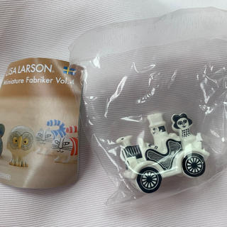 リサラーソン(Lisa Larson)のLISA LARSON Miniature Fabriker Vol.4(その他)