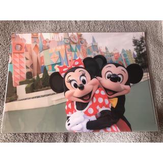 ディズニー(Disney)のディズニー クリアファイル(クリアファイル)