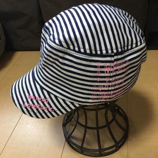 ラブトキシック(lovetoxic)のラブトキシック 帽子 キャップ 56cm(帽子)