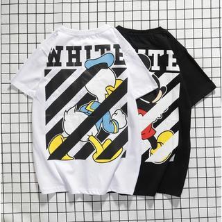 OFF-WHITE - 新品 オフホワイト Tシャツ 男女兼用 2着8000円 zd147