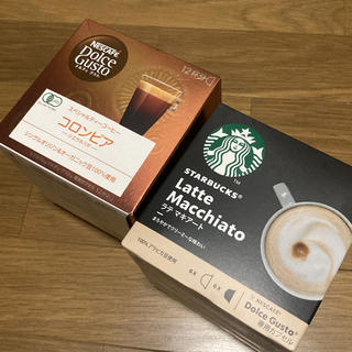 Starbucks Coffee - Starbucks ドルチェグスト