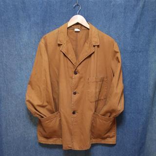 【British Vintage】Cotton Work Jacket(カバーオール)