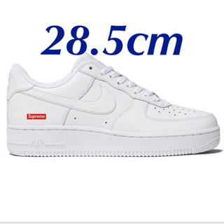 Supreme - 【28.5】Supreme/Nike Air Force 1 Low White