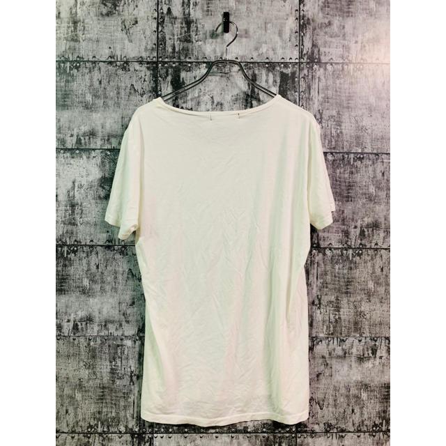 HARE(ハレ)のHARE ART アート silver logo T-shirt Tシャツ  白 メンズのトップス(Tシャツ/カットソー(半袖/袖なし))の商品写真