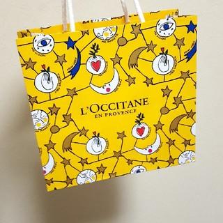 ロクシタン(L'OCCITANE)のL'OCCITANE 袋(ショップ袋)