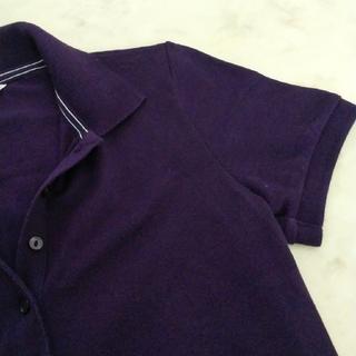 ユニクロ(UNIQLO)のユニクロ ドライポロシャツ S(ポロシャツ)