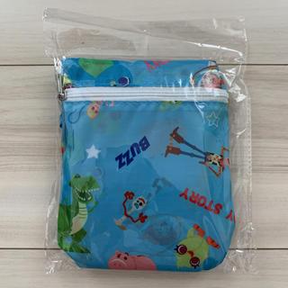 Disney - トイストーリー エコバッグ ディズニー サブバッグ マイバッグ 折りたたみ 袋
