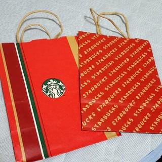 スターバックスコーヒー(Starbucks Coffee)のスターバックス 袋(ショップ袋)
