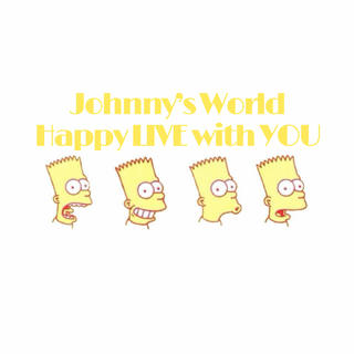Johnny's World  Happy LIVE with YOU