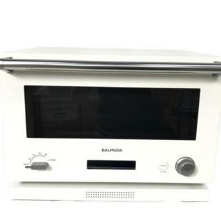 BALMUDA - バルミューダ BALMUDA オーブンレンジ ホワイト K04A-WH 18年製