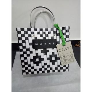 Marni - 大人気ファッション MARNIマルニ かごバッグ ピクニック