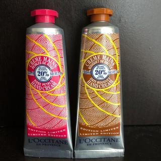 ロクシタン(L'OCCITANE)のシア ハンドクリーム 限定品(ハンドクリーム)