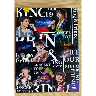 Johnny's - King & Prince CONCERT TOUR 2019(初回限定盤) D