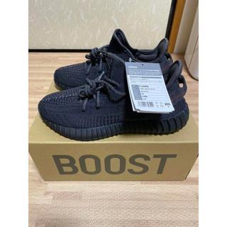 adidas YEEZY BOOST 350 V2 Black 26cm(スニーカー)