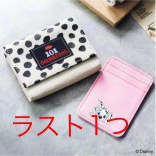 Disney - 101匹わんちゃん お財布