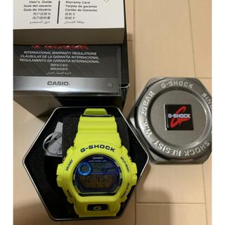 値下交渉可 dw 6900 G-SHOCK 新品 未使用 タイドグラフ イエロー(腕時計(デジタル))