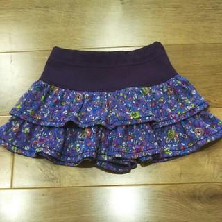 ANNA SUI mini - アナスイミニ パンツ 110 女の子 キュロット スカート