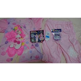 バンダイ(BANDAI)の女の子 プリキュア 半袖 光る パジャマ(パジャマ)