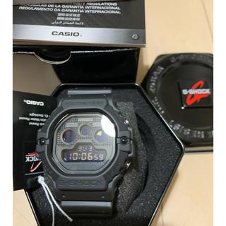 値下交渉可 G-SHOCK オールブラックdw 5900 レア 限定 海外モデル(腕時計(デジタル))