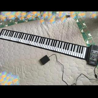 ロールピアノ 88鍵(電子ピアノ)