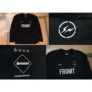 エフシーアールビー(F.C.R.B.)のFCRB FRAGMENT L/S TRAINING TOP FRGMT(Tシャツ/カットソー(七分/長袖))