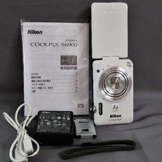Nikon - ニコン自撮12倍ズームコンデジ WiFi・バリアングルタッチパネル搭載