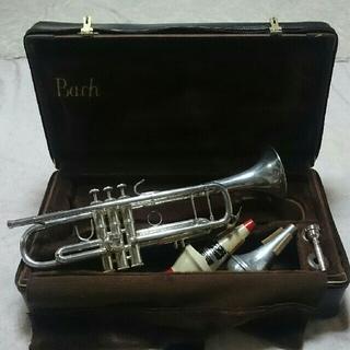 【中古】Bach  B♭ トランペット(トランペット)