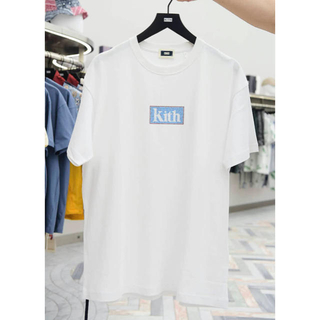 KEITH - キス kith モザイク mosaic tee【L】