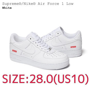 NIKE - supreme air force1
