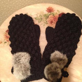 アニエスベー(agnes b.)のグローブ(手袋)