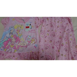 バンダイ(BANDAI)の女の子 プリキュア パジャマ 半袖(パジャマ)