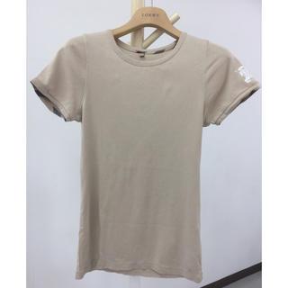BURBERRY - バーバリープローサム ロゴ入りコットンTシャツ